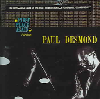 FIRST PLACE AGAIN BY DESMOND,PAUL (CD)